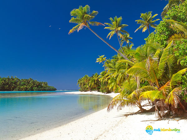 One Foot Island - Aitutaki